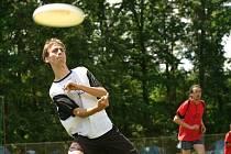 Frisbee - hra