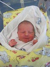 JAN DVOŘÁK přišel na svět 27. listopadu ve 21.56 hodin. Po narození měřil 51 cm a vážil 3560 g. Velkou radost udělal svým rodičům Ivě Stejskalové a Janu Dvořákovi z Pardubic.