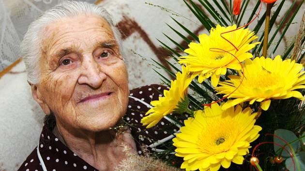 Marie Trubačová