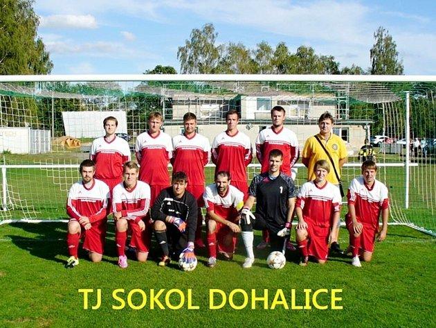 TJ Sokol Dohalice.
