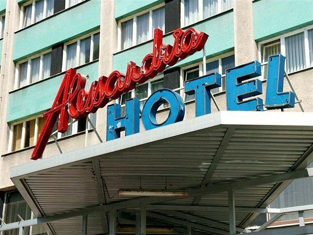 Hotel Alessandria na Slezském Předměstí v Hradci Králové