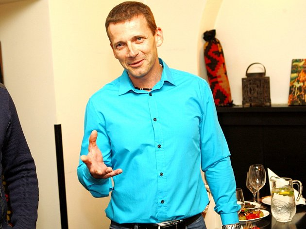 Petr Havlíček.