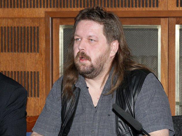 Ze soudního líčení se Stanislavem Jarým.