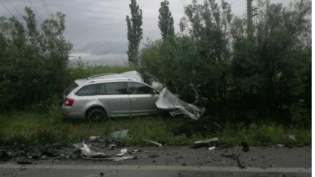 Nehodu u Černožic nepřežili tři lidé