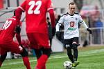 Fotbalová příprava: FC Hradec Králové - FC Zbrojovka Brno.