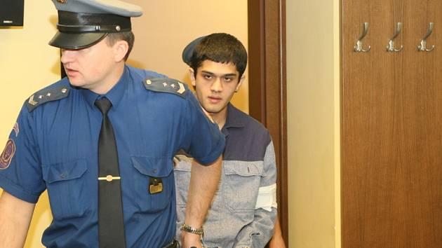 Pavel Hušo u soudu