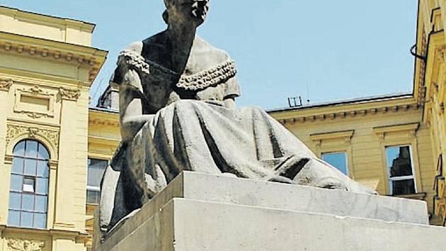 Nemcovou Do Trebove Vedlo Pratelstvi I Cit Orlicky Denik