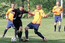 Okresní fotbalová Albron III. třída: Nové Město nad Cidlinou - Sendražice.