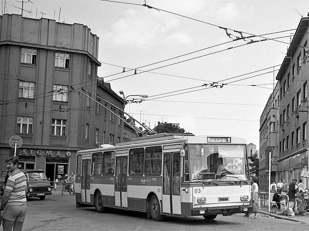 Jak jsme žili vČeskoslovensku: historie hradecké dopravy.