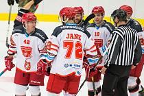 VÝHRA. Hradečtí hokejisté porazili v přípravě Liberec.