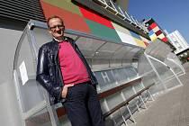 Architekt Tomáš Vymetálek