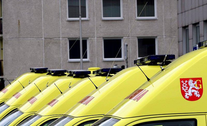 Šest žlutých andělů v plné výbavě získala Záchranná zdravotnická služba Královéhradeckého kraje.