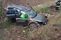 Dopravní nehoda v Předměřicích