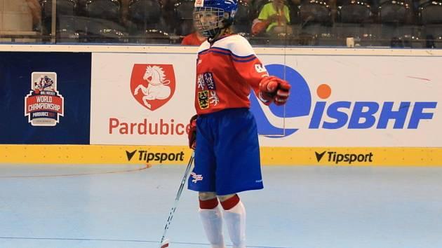 Lucie Rejlová.