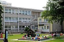 Mateřská škola v Třebechovické ulici v Hradci Králové.