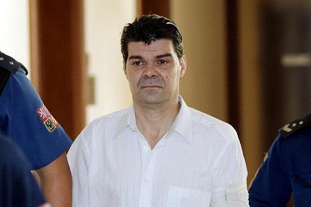 Soud s Josefem Janákem obviněným z vraždy stařenky.