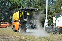 Město chce likvidovat plevel bez chemie.