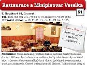 Restaurace a Minipivovar Veselka