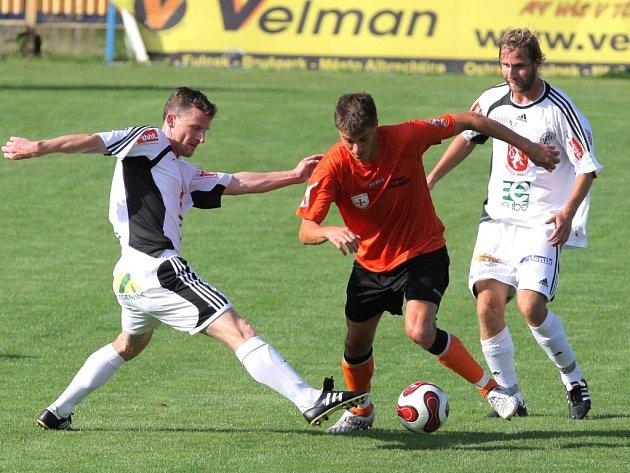 Fotbal, FC Hradec, podzim 2008