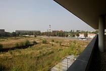 Lokalita u kongresového centra Aldis v Hradci Králové