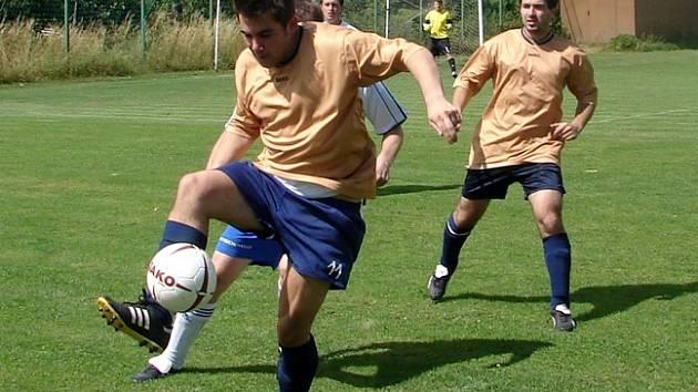K výrazným postavám Lokomotivy HK patří Michal Šubrt (vlevo) a Tomáš Tuček.