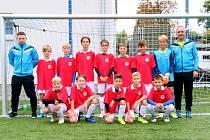Okresní fotbalový výběr OFS Hradec Králové kategorie U12.