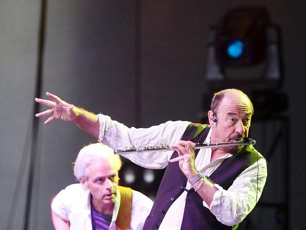Ian Anderson a Jethro Tull.