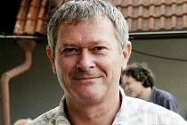 Miroslav Franc, ředitel Hradecké kulturní a vzdělávací společnosti