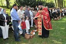 Pravoslavné Velikonoce se v Hradci Králové slavily o týden později.