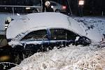 Počasí komplikuje především situaci na silnicích.