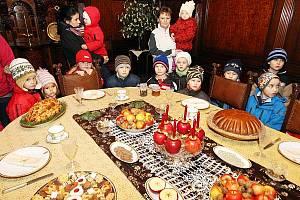 Vánoce na zámku, akce na Hrádku u Nechanic.