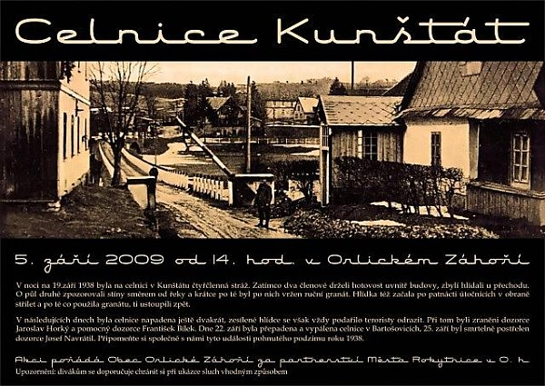 Celnice 2009, plakát akce
