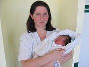 ELIŠKA PEŠKOVÁ poprvé spatřila světlo světa 17. května v 00.40 hodin. Po porodu měřila 53 cm a vážila 3770 g. Svým příchodem na svět potěšila rodiče Kateřinu Peškovou a Davida Tomišku z Urbanice.