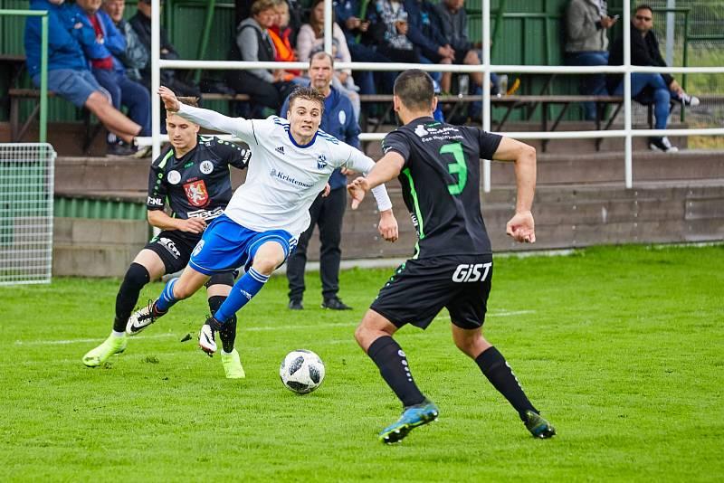 Fotbalový Agro CS Pohár: MFK Trutnov - FC Hradec Králové B.