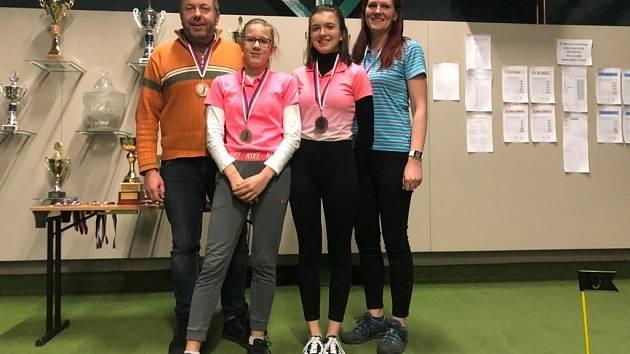 Golf Club Hradec Králové - B tým.