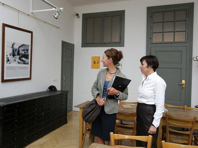 Konference v Muzeu východních Čech v Hradci Králové na počest Jana Kotěry.