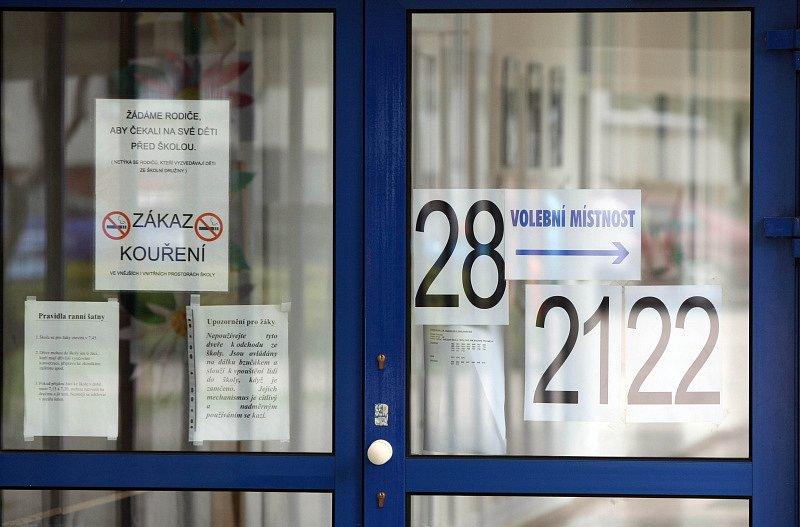Volby do Evropského parlamentu v pátek 5. června 2009.