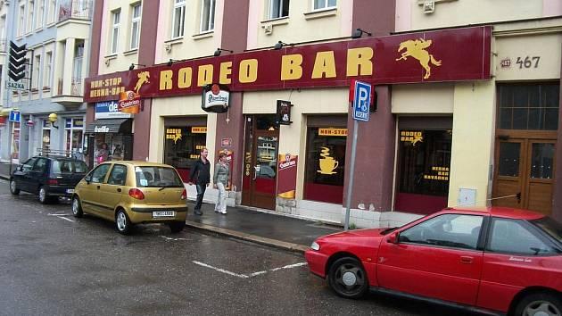 Herna - bar Rodeo Bar