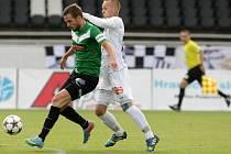 Fotbalový Pohár České pošty - 3. kolo: FC Hradec Králové - FK Baumit Jablonec.