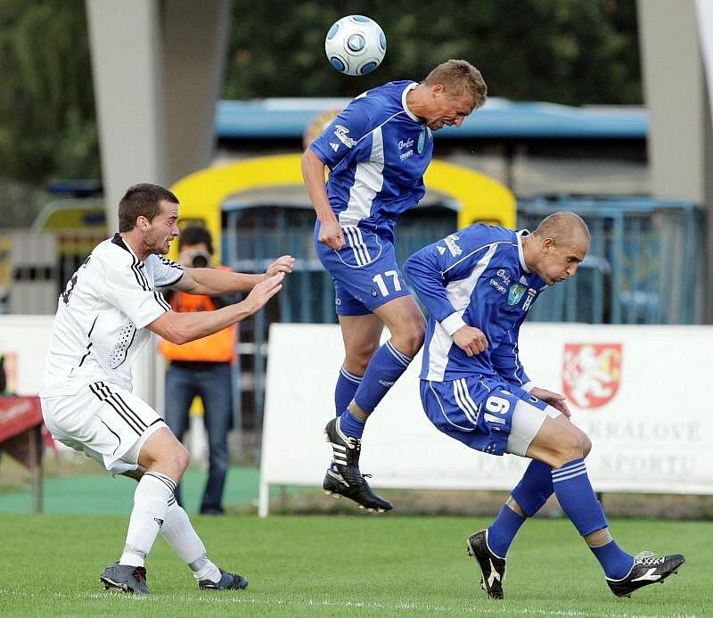 Zápas FC Hradec Králové x FC Vítkovice