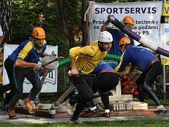 Východočeská hasičská liga pokračovala 10.kolem ve Lhotě za Červeným Kostelcem.