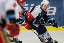 Hokejová extraliga: HC Škoda Plzeň - Mountfield HK.