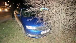 Policejní honička v Hradci Králové