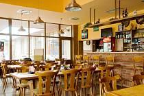 Restaurace Morava, Hradec Králové.