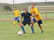 Okresní přebor ve fotbale: Myštěves - Roudnice B.