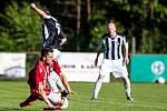 Finále fotbalového Poháru hejtmana v Albrechticích nad Orlicí: TJ Červený Kostelec - SK Libčany.