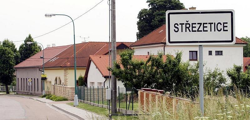 Jedni z adeptů na titul Vesnice roku: obec Střezetice.