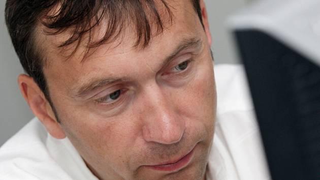 Richard Jukl, ředitel FC Hradec Králové.