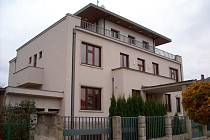 Fuchsova vila v Hradci Králové.