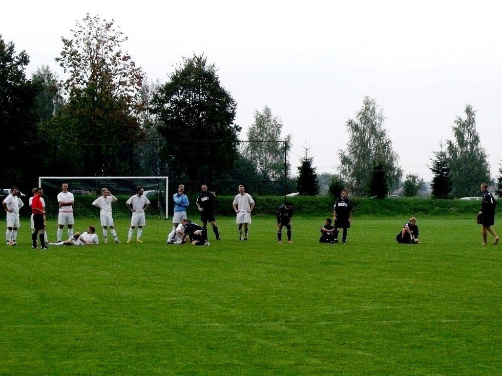 Krajská fotbalová I. B třída, skupina C: TJ Slavoj Předměřice nad Labem - TJ Sokol Deštné v Orlických horách.